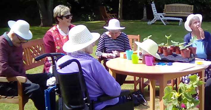 Residential care home in Kent